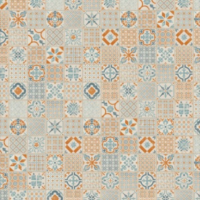 STARFLOOR CLICK 30 - 36001003 - RETRO ORANGE BLUE